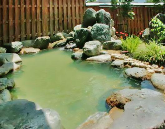 栂池温泉 元湯 栂の森荘